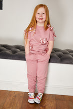 Load image into Gallery viewer, Mini Attire beau jogsuit PINK