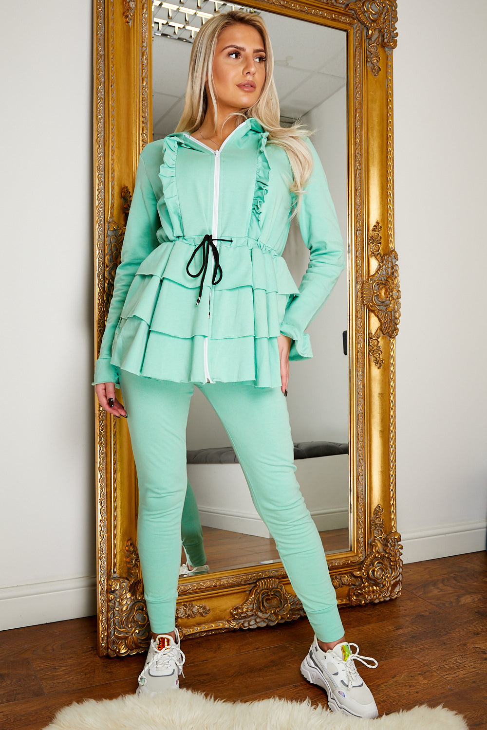 Luna lounge suit MINT