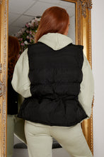 Load image into Gallery viewer, Padded gillet BLACK
