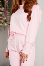 Load image into Gallery viewer, Sweetheart jogsuit PINK