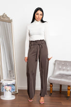 Load image into Gallery viewer, Naria wide leg trouser grey