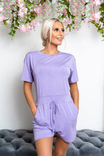 Load image into Gallery viewer, Cora playsuit LILAC
