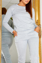 Load image into Gallery viewer, Everyday jog suit GREY
