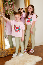 Load image into Gallery viewer, Mini Attire Lip t shirt PINK