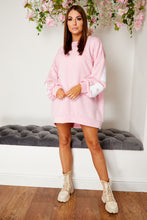 Load image into Gallery viewer, Buffalo jumper dress PINK.