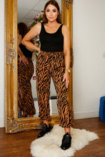 Load image into Gallery viewer, Slouch trouser ZEBRA