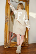 Load image into Gallery viewer, Buffalo jumper dress BEIGE.