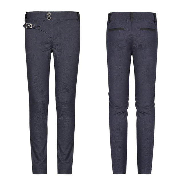 Gentleman Punk Simple Trousers