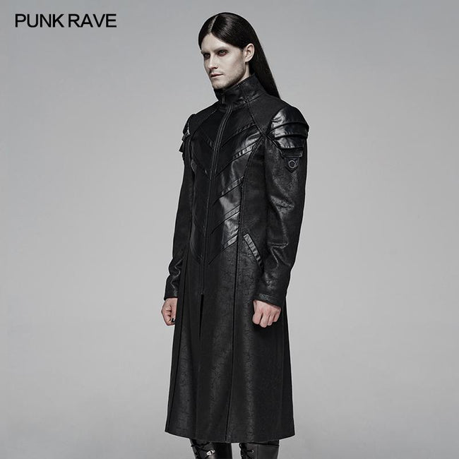 Punk Long Jacket