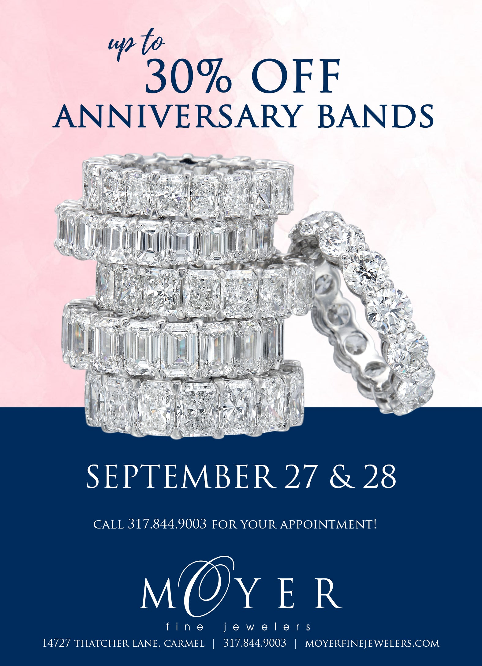 Anniversary Band Promotion