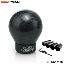 Load image into Gallery viewer, Carbon Fiber Gear Shift Knob