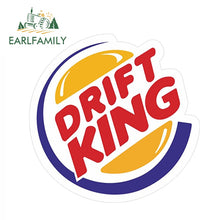 Load image into Gallery viewer, DRIFT KING JDM Vinyl Car Sticker