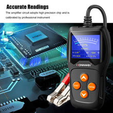 Load image into Gallery viewer, KONNWEI KW600 Car Battery Tester