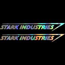 Load image into Gallery viewer, Stark Industries Vinyl Decal