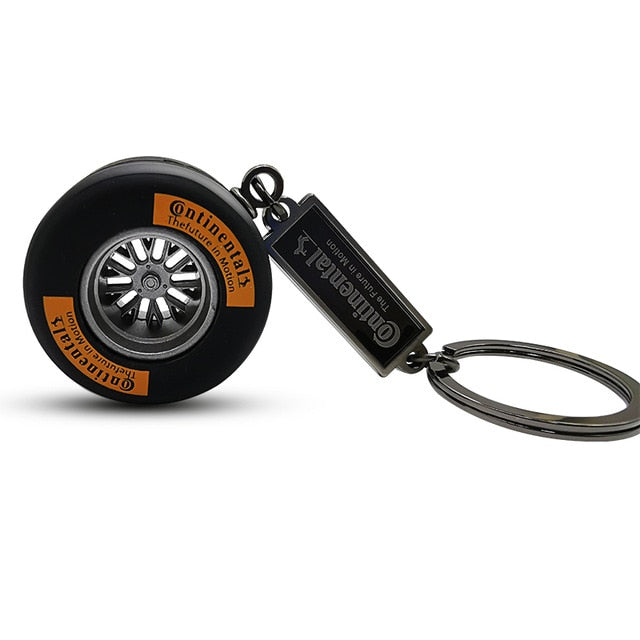 Tire Key Ring