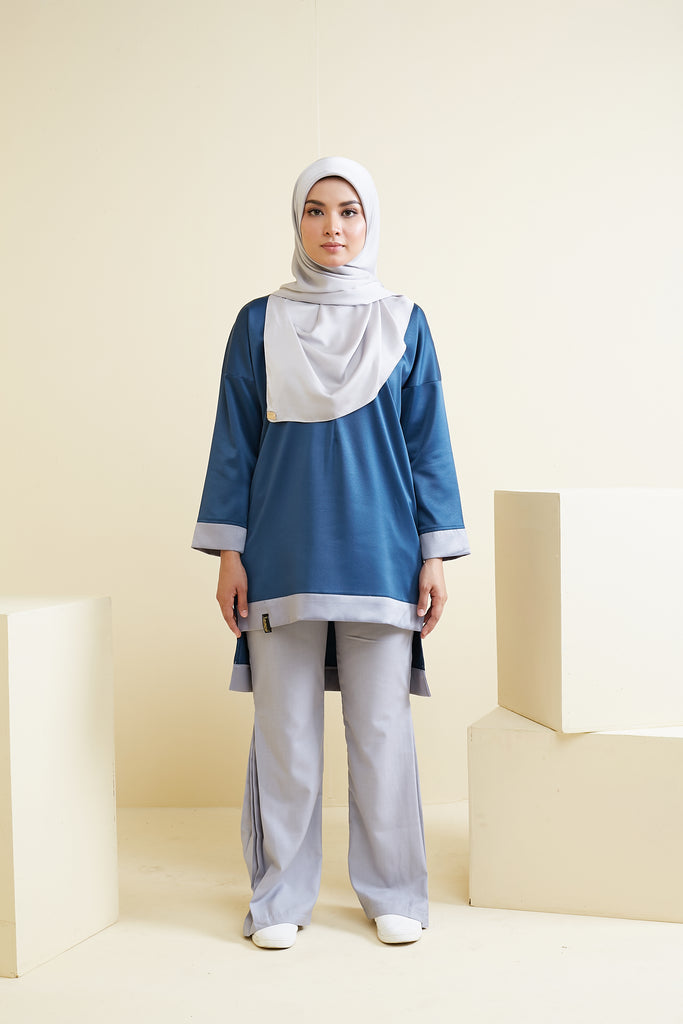 NAOMI TOP ( NMT05 - JADE BLUE )