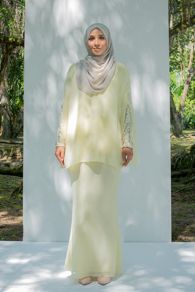 AZEEZA KURUNG (AZK02 - ROYAL YELLOW)
