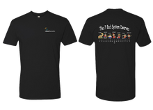 Load image into Gallery viewer, 7 Bad System Dwarves T-Shirt