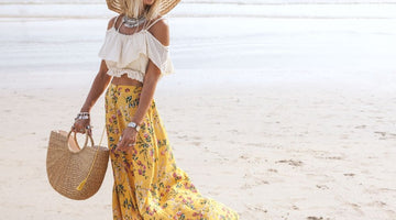 The Best Ways to Style a Maxi Skirt