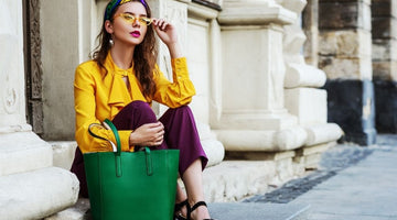 Color Blocking: How To Wear This Trend the Right Way
