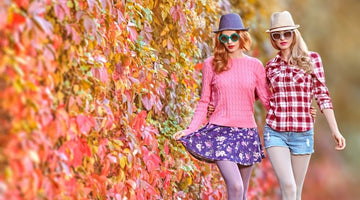 Tips for Wearing Shorts in the Fall