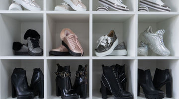 Different Types of Shoes You Should Have in Your Closet