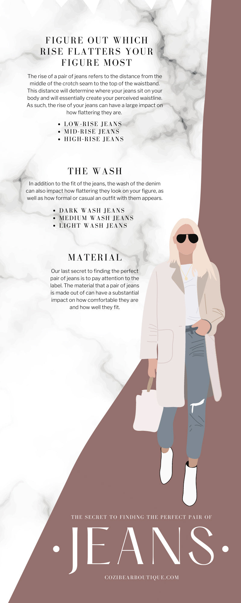 The Secret To Finding the Perfect Pair of Jeans