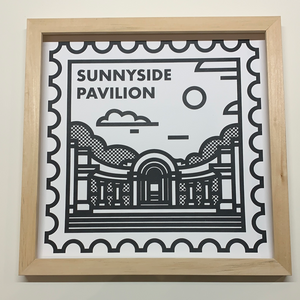 Neighbourhood Stamps -  Sunnyside Pavilion