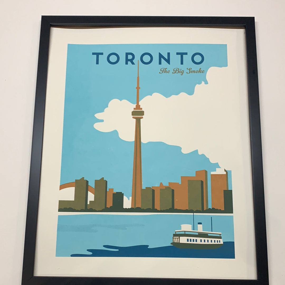 Toronto - The Big Smoke