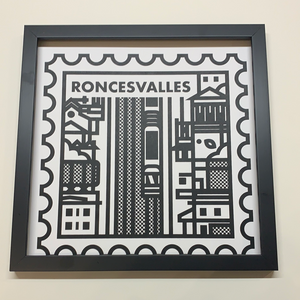 Neighbourhood Stamps -  Roncesvalles