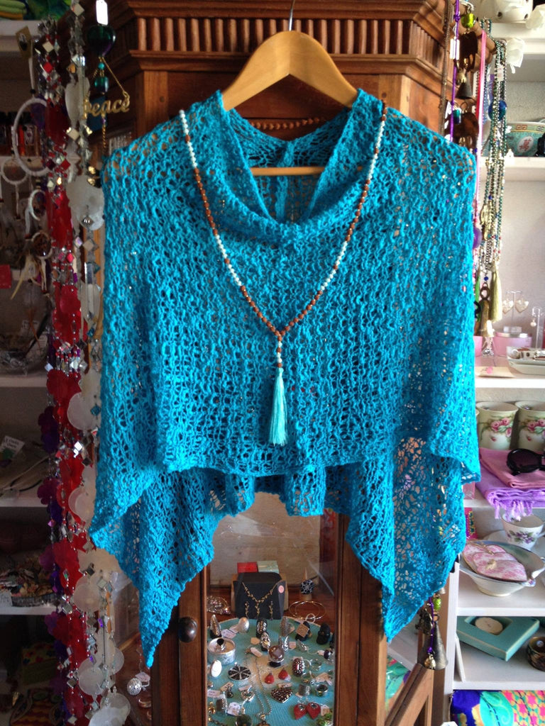 Knitted Shrug/Shawl