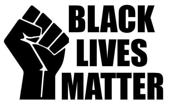 Love Khaos Stands with black lives matter