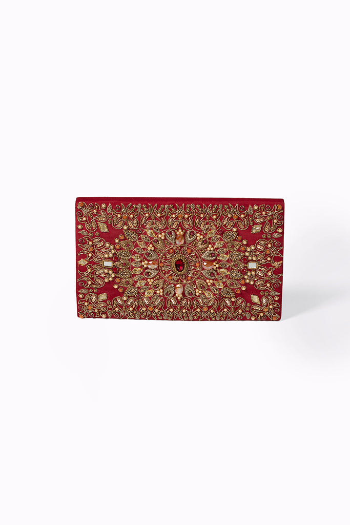 Red Clutch (AA3854)