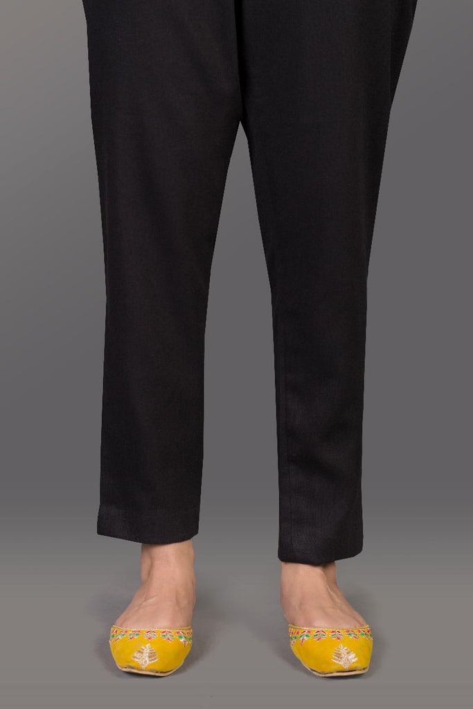 BASIC TROUSER BLK