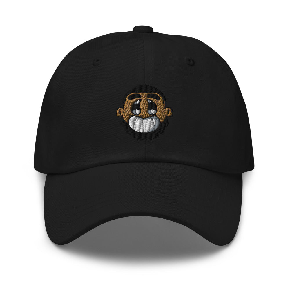 Big Cheese Dad Hat (Black, Tan or Blue)