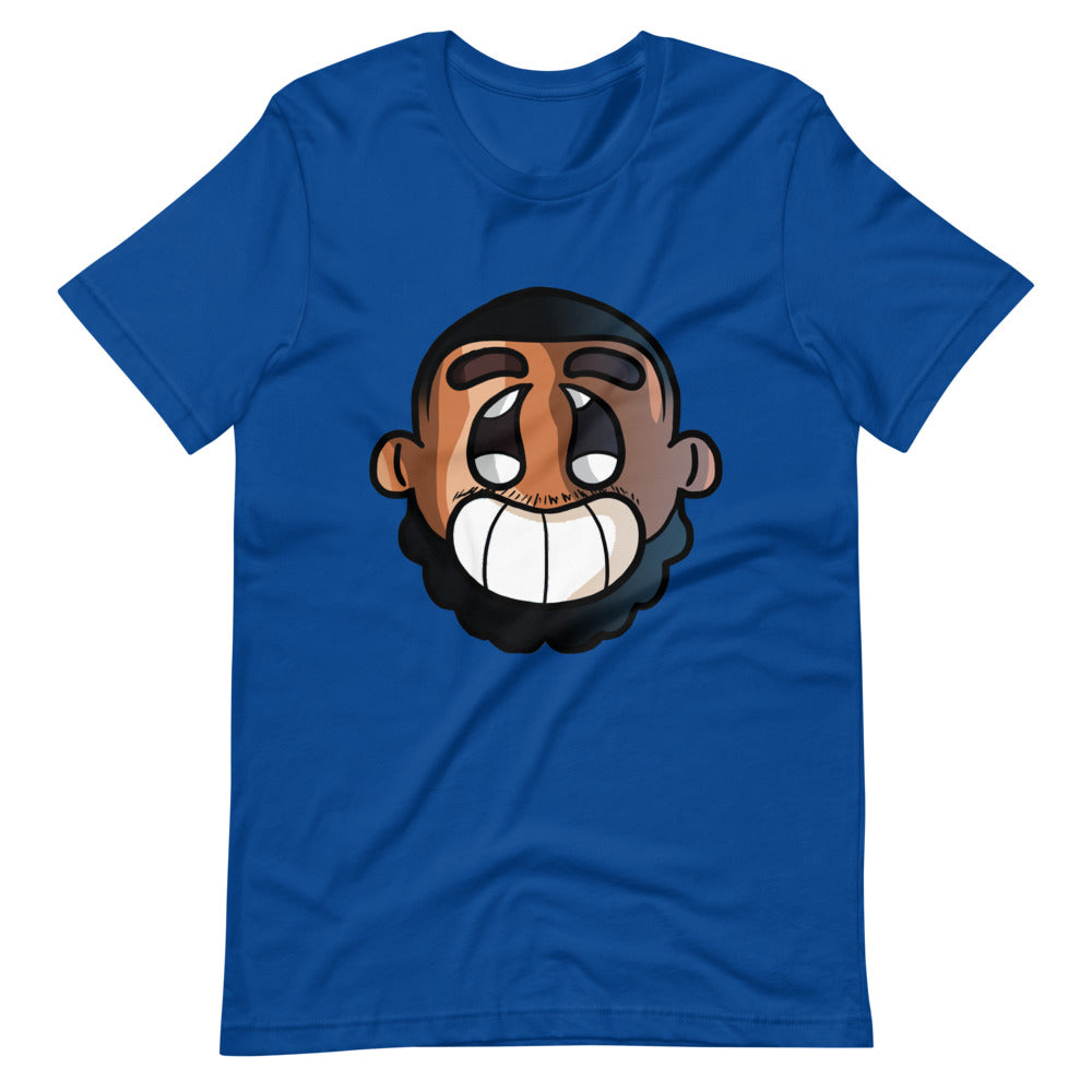 Big Cheese Tee (Blue)