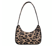 Load image into Gallery viewer, Mini Bag Animal Print