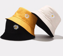 Load image into Gallery viewer, Y2K Aesthetic Daisy Bucket Hat
