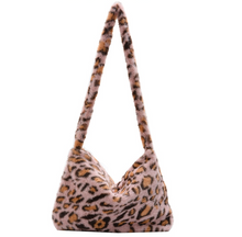 Load image into Gallery viewer, Y2K Pink Leopard Bag