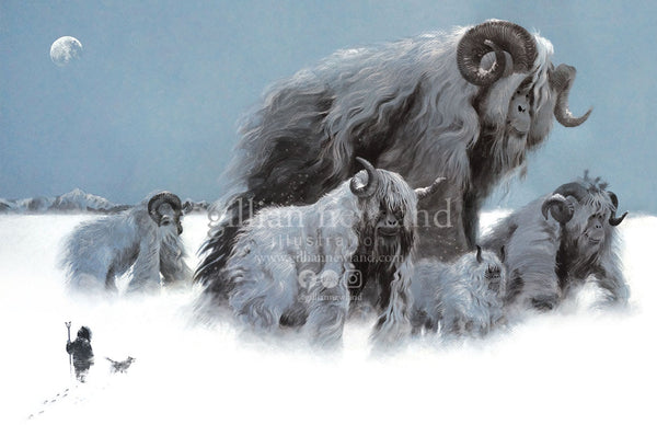 March of the Yetis