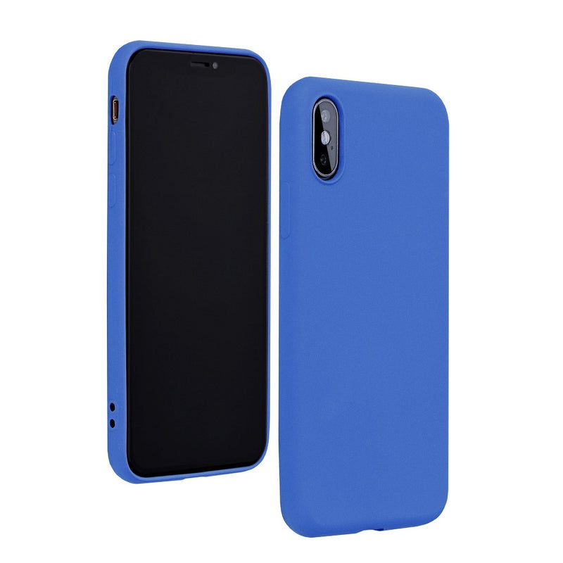 Backcover für iPhone 12 / 12 Pro Blau
