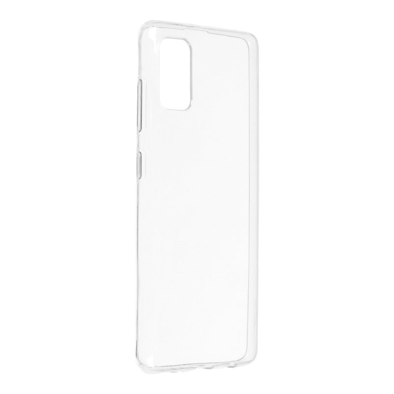 Backcover für Samsung Galaxy A41 Transparent