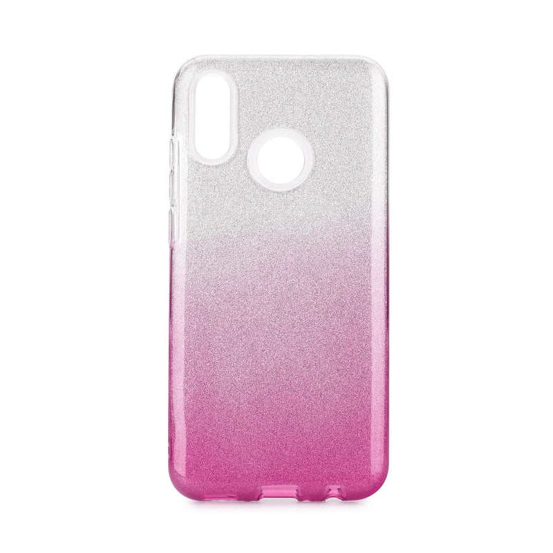 Backcover für Samsung Galaxy S21 Ultra Transparent/Rosa