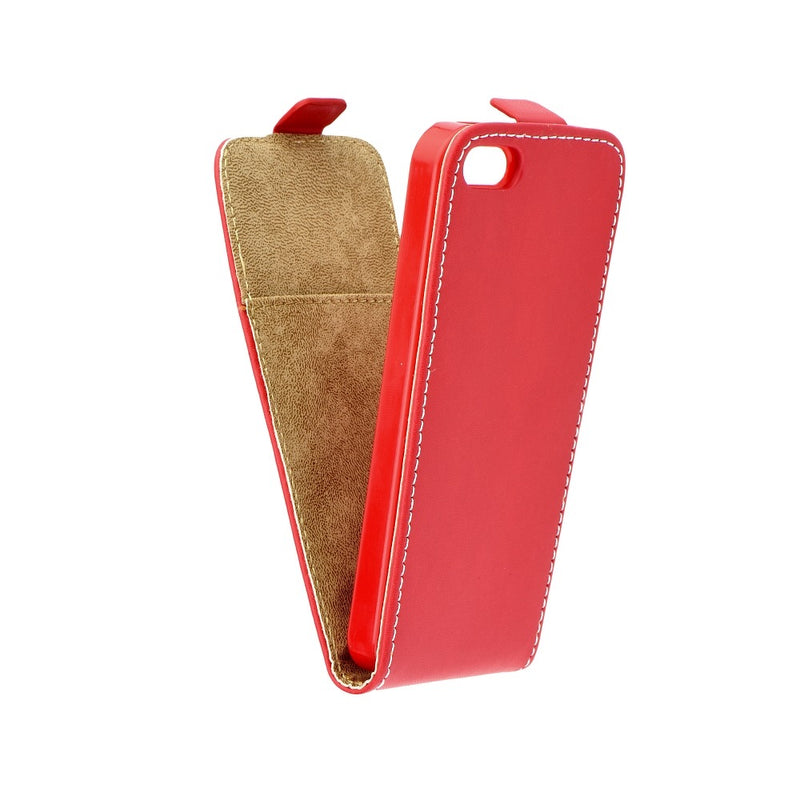 Flipcover für iPhone 7 / 8 / SE 2020 Rot