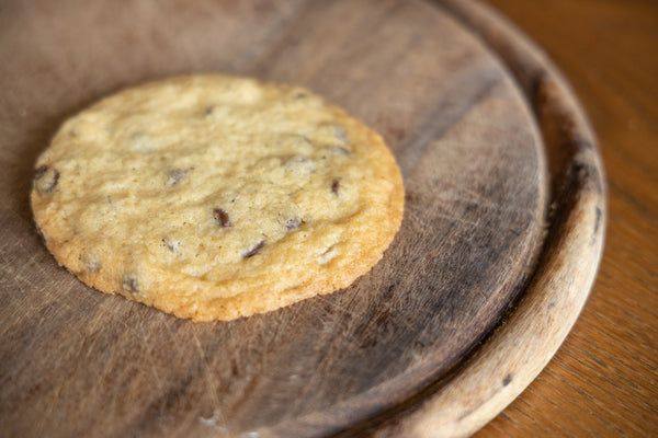 Oversized Chocolate Chip Cookie