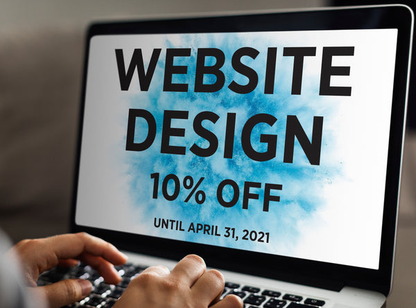 WEBSITE DESIGN SALE