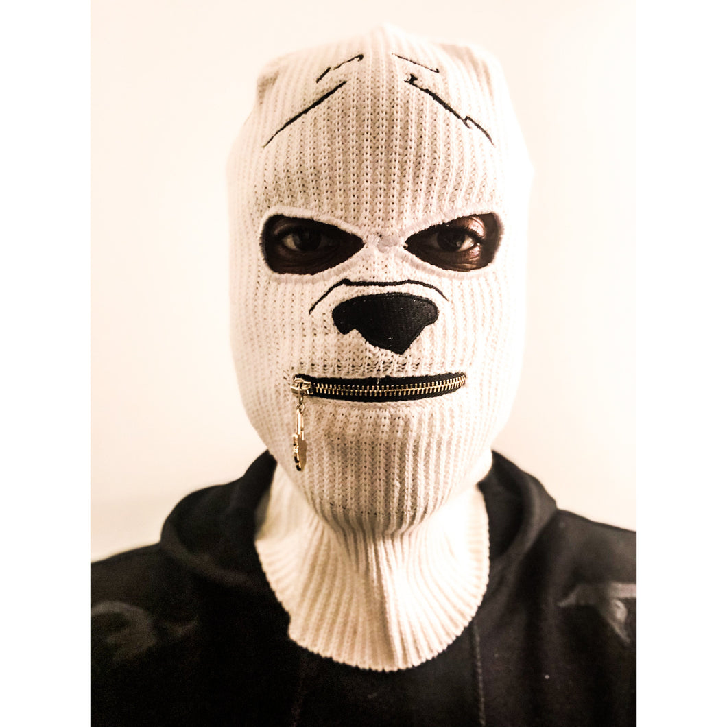 Big Head Bear Mask