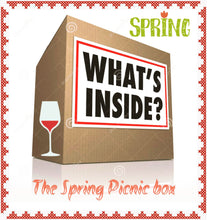Load image into Gallery viewer, Spring Picnic Box