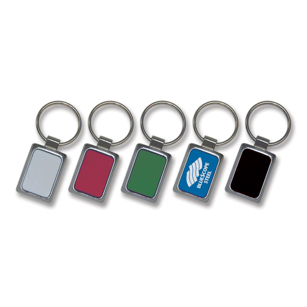 Laser Etch Metal Key Ring