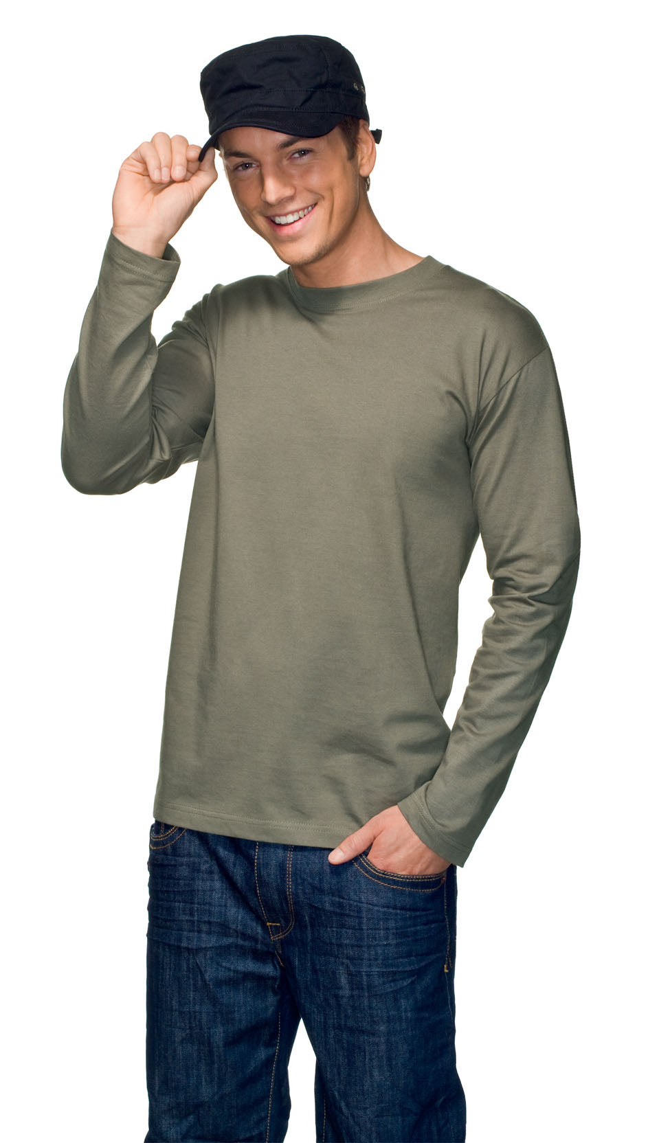 Hanes Men's Heavyweight Tee